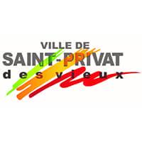 Ville de Saint Privat des Vieux