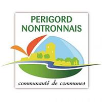 Logo Communauté de Communes Périgord Nontronnais