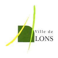 Logo de la ville de Lons