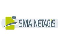 Logo SMA Netagis