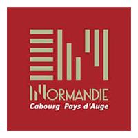 Logo Normandie Cabourg Pays d'Auge