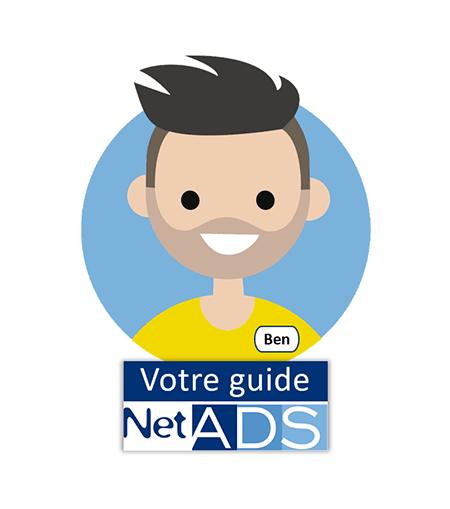 Ben votre guide NetADS