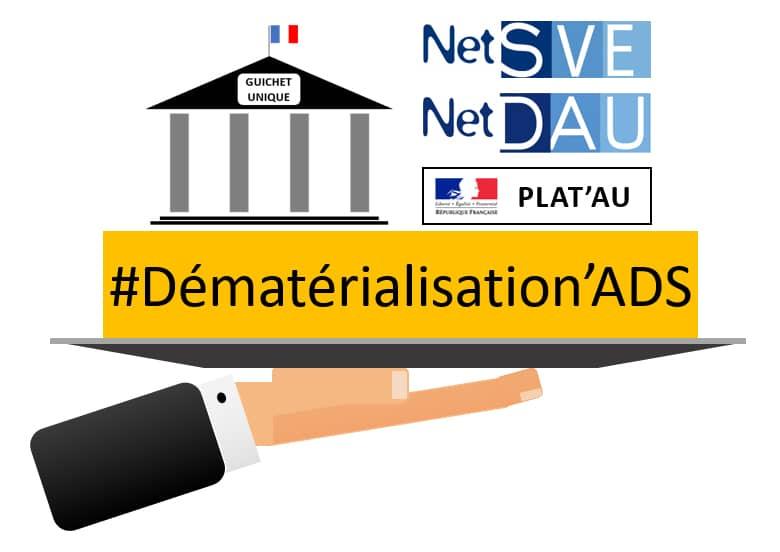 Dématérialisation ADS